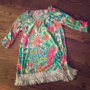 Lilly Pulitzer Alia Coverup/ Dress